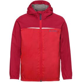 VAUDE Turaco Jacket Barn energetic red